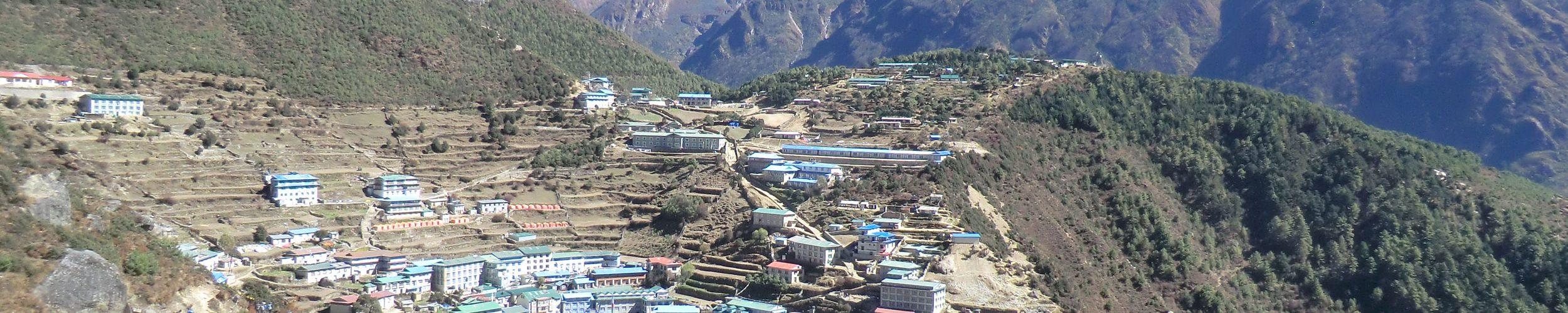Gokyo dalen Nepal trekking