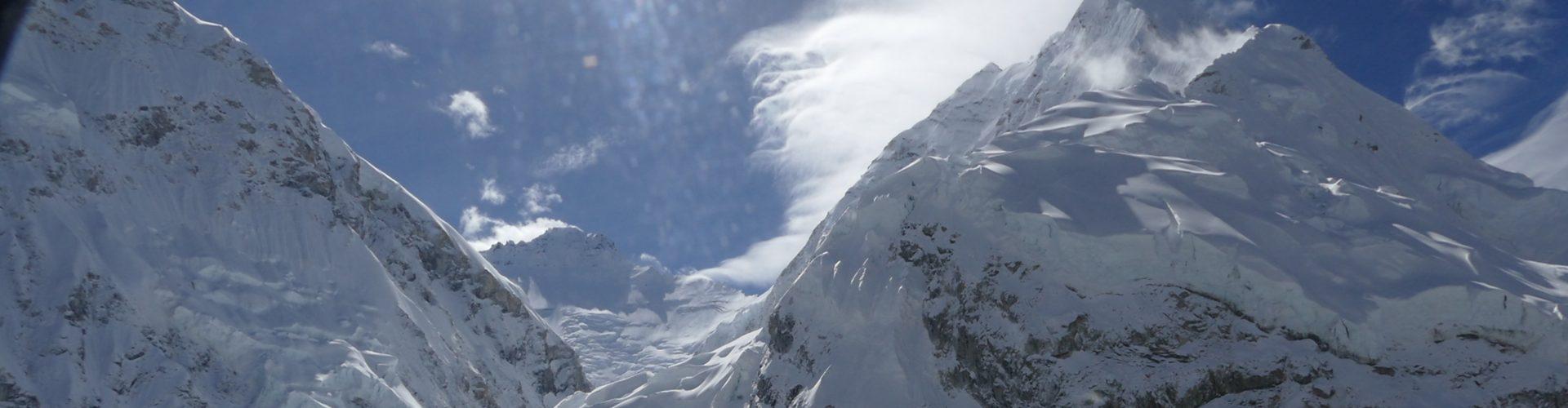 Lhotse Western Cwm