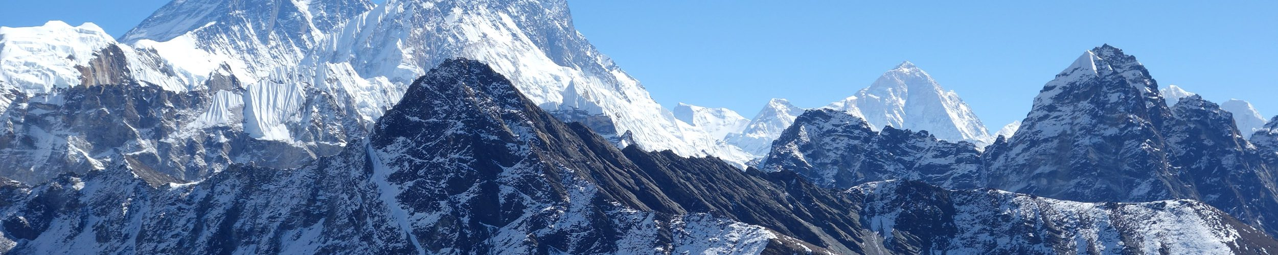 Everest Gokyo ChoLa trek
