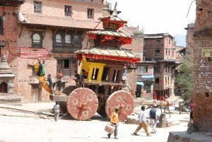 Information om Nepal - Kathmandu festivalvogn