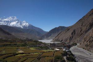 Information om Nepal, Upper Mustang