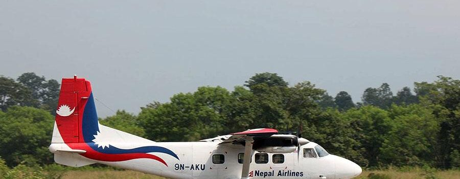 """Nepals uheldige omgang med den kinesiske """"Twin Otter"""""""
