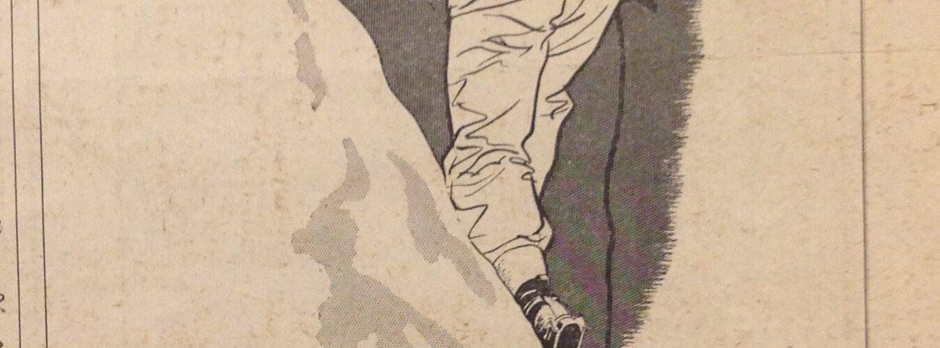 Reklame fra Mount Everst 1953