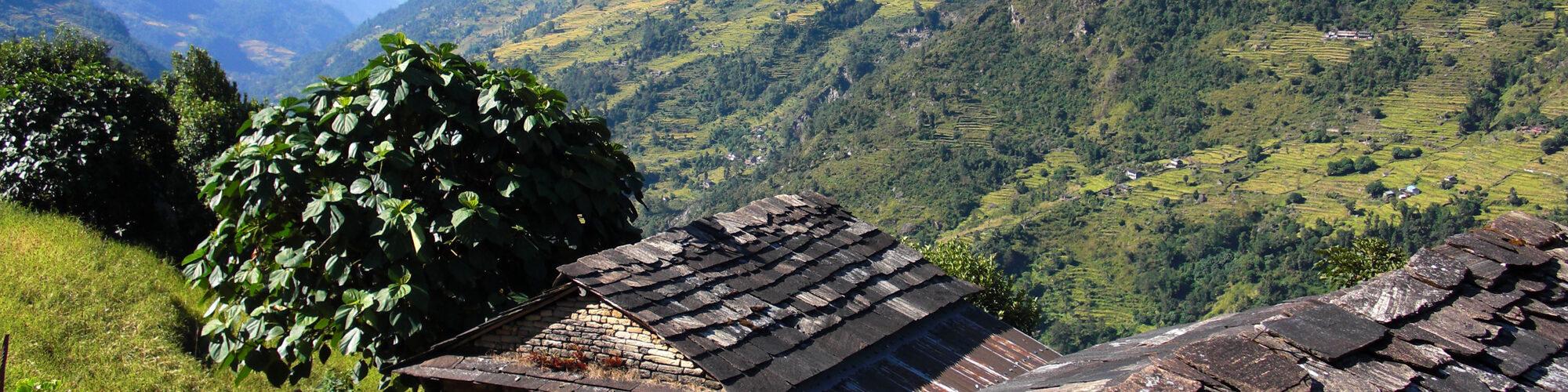 Ghandruk og dalen til Shyauli med Kipling Travel