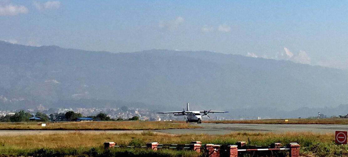 Kathmandu Lufthavn