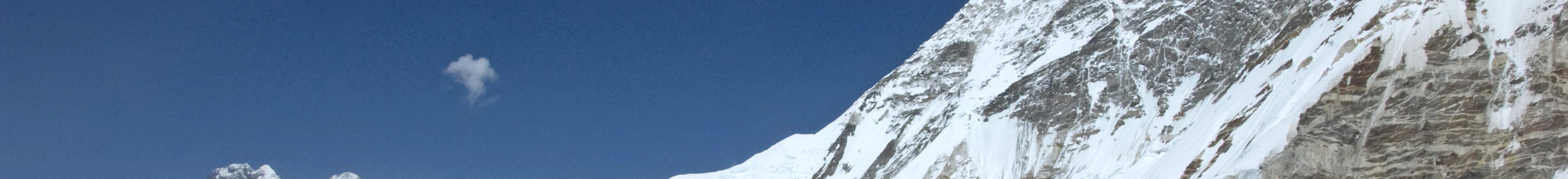 Mount Everest højde