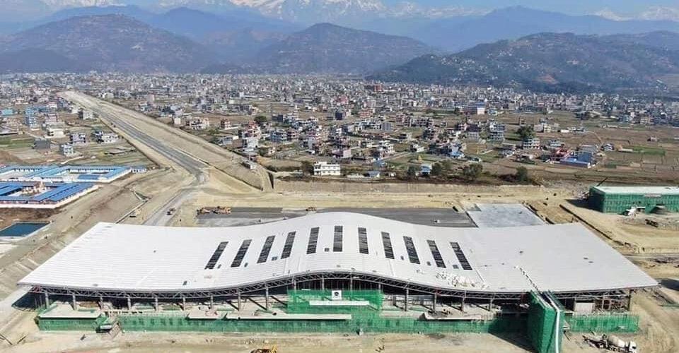 Ny lufthavn i Pokhara