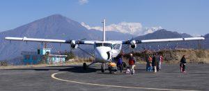 Information om Nepal -Sukhetar-airstrip-Kanchenjunga