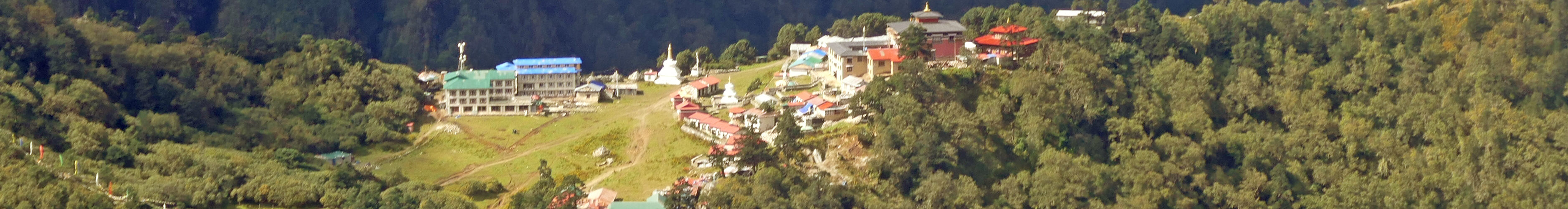 Tengpoche klosteret